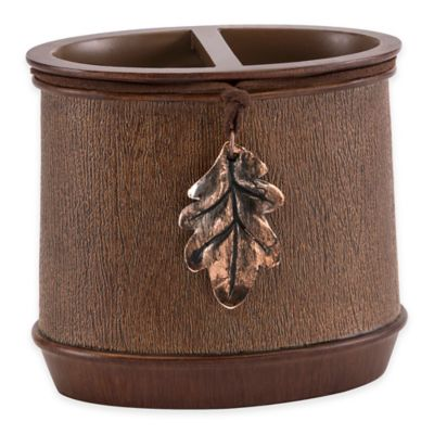 Woodland Charms Toothbrush Holder
