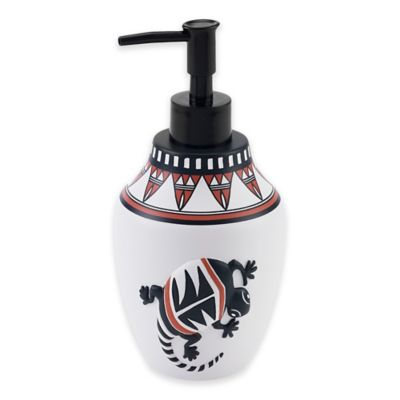 Avanti Acoma Resin Lotion Dispenser