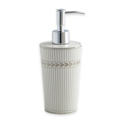 Kassatex Pantheon Fine Porcelain Lotion Dispenser