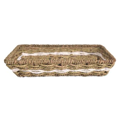 LaMont Home Riviera Seagrass Guest Towel Holder