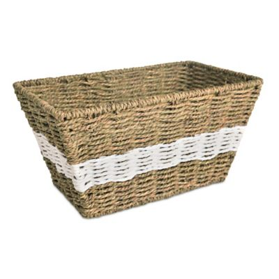 LaMont Home Riviera Seagrass Basket