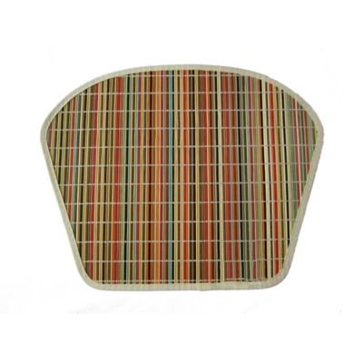 Bamboo Wedge-Shaped Placemat Dining