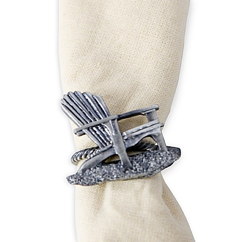 Chair Napkin Ring