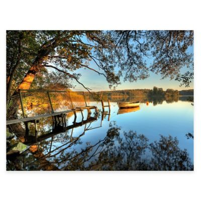 Lazy Day All Weather Outdoor Canvas Wall Art