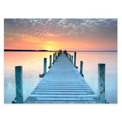 Infinity All Weather Outdoor Canvas Wall Art