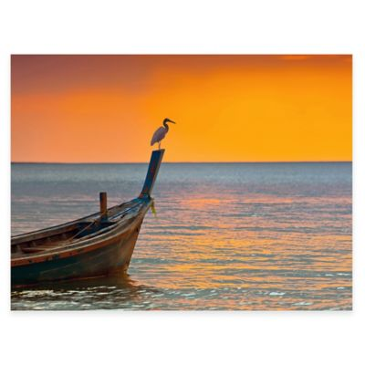 The Mascot All Weather Outdoor Canvas Wall Art