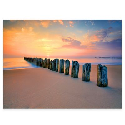 Silent Sea All Weather Outdoor Canvas Art