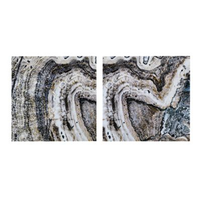 INK+IVY Min Mate Canvas Wall Art (Set of 2)