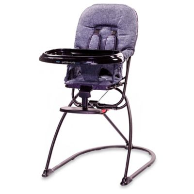 guzzie + Guss Tiblit High Chair in Navy