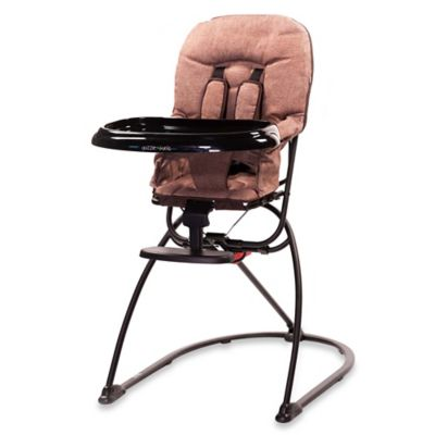 guzzie + Guss Tiblit High Chair in Chocolate