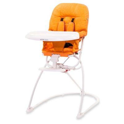 guzzie + Guss Tiblit High Chair in Orange