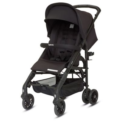 Inglesina Zippy Light Stroller in Total Black