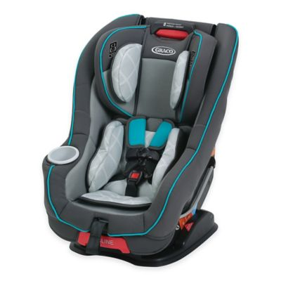 Graco® MySize™ 65 Convertible Car Seat with RapidRemove™ in Finch™
