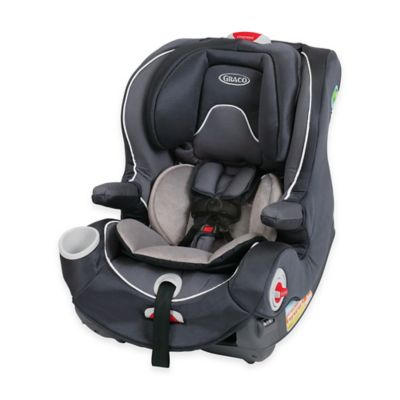 Graco® Smart Seat™ All-in-One Convertible Car Seat in Rosin™
