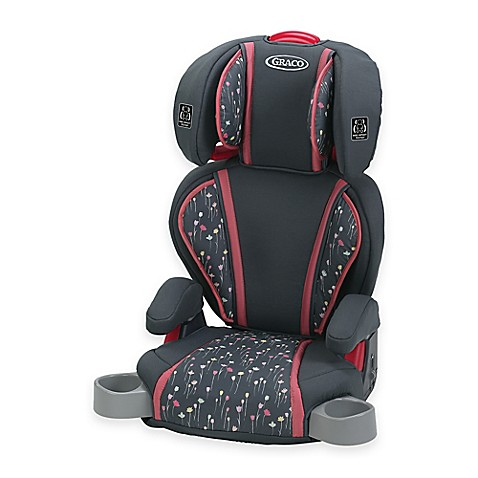 buy graco highback turbobooster car seat in alma from bed bath beyond. Black Bedroom Furniture Sets. Home Design Ideas