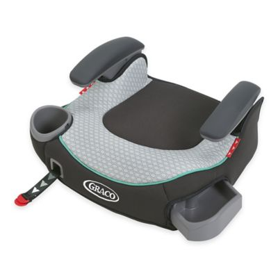 Graco® TurboBooster LX™ Affix Latch Backless Booster Seat in Basin™