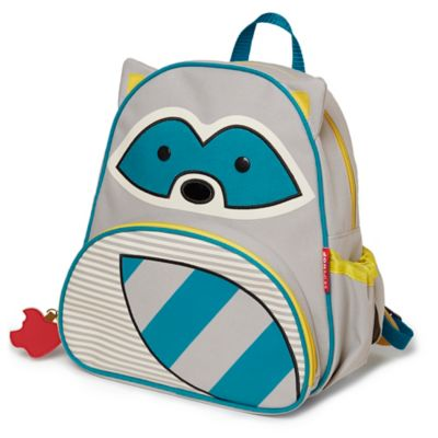 SKIP*HOP® Raccoon Zoo Little Kid Backpack