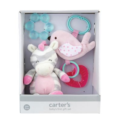 carter's® Baby's First Gift Set in Pink