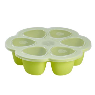 Beaba® Multiportions Freezer Tray in Green