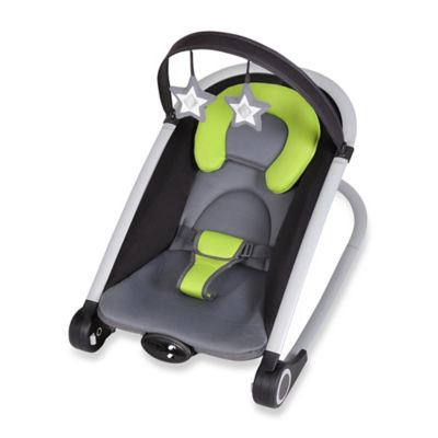 Baby Trend® Rock' n 2-in-1 Bouncer in Green Apple