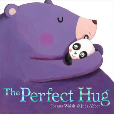 """""""The Perfect Hug"""" Hardcover by Joanna Walsh"""