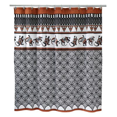 Avanti Acoma Shower Curtain