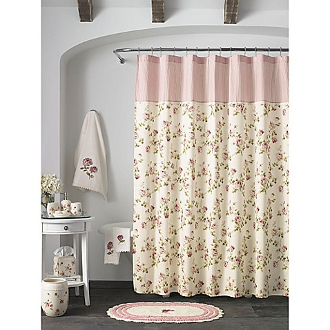 Piper Amp Wright Rosalie Shower Curtain Bed Bath Amp Beyond