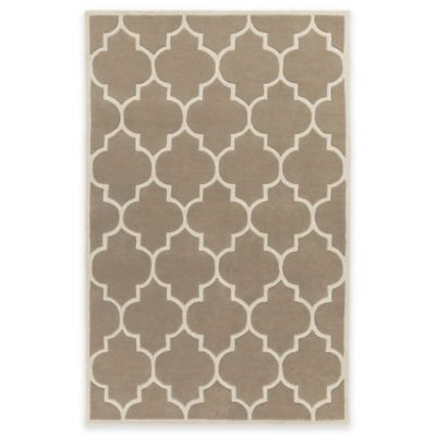 Artistic Weavers Transit Piper 3-Foot x 5-Foot Area Rug in Beige