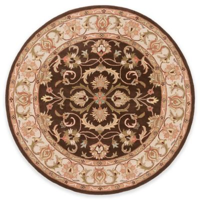 6 foot Round Area Rugs
