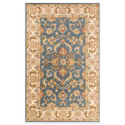 Artistic Weavers Oxford Aria 2-Foot 3-Inch x 8-Foot Runner in Blue