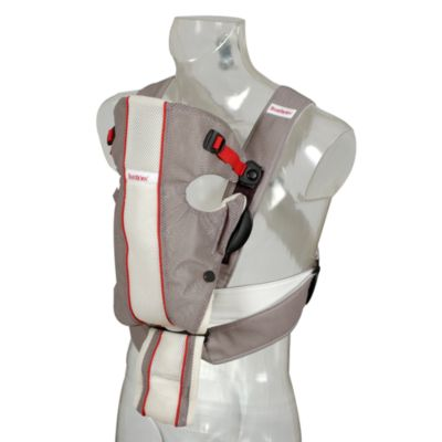 BABYBJORN® Mesh Baby Carrier Original in Grey/White