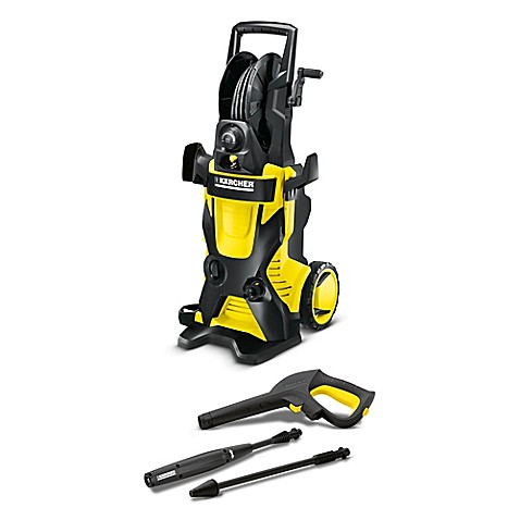 karcher k4 premium 1900 psi electric pressure washer. Black Bedroom Furniture Sets. Home Design Ideas