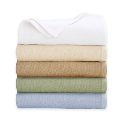 Khaki Cotton Blanket