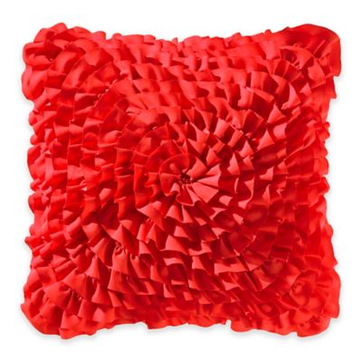 Teen Vogue® Textured Throw Pillow Bedding Accessories