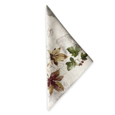 Westwood Frame Napkins (Set of 4)