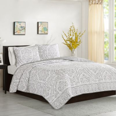 Intelligent Design Nessa Full/Queen Quilt Set Bedding