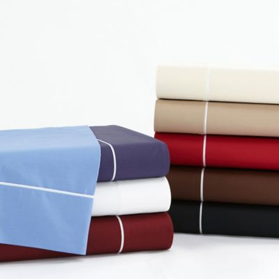 Martex Pipeline Twin Sheet Set in Ciel Blue