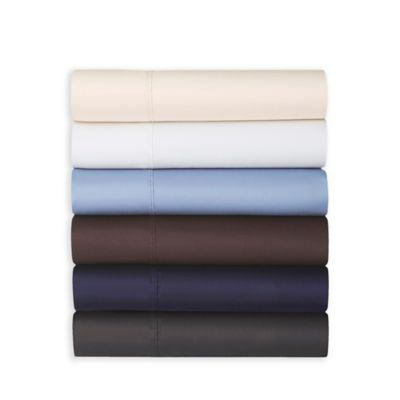 Modern Living 300-Thread-Count King Sheet Set in Cream