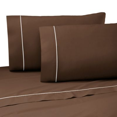 Martex Pipeline Full Sheet Set in Chocolate