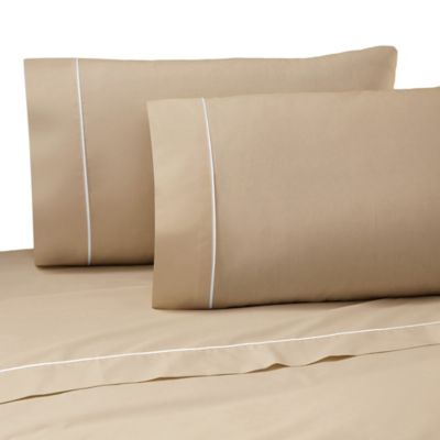 Martex Pipeline Full Sheet Set in Khaki