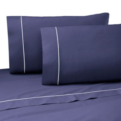 Martex Pipeline Full Sheet Set in Navy
