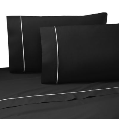 Martex Pipeline Full Sheet Set in Ebony