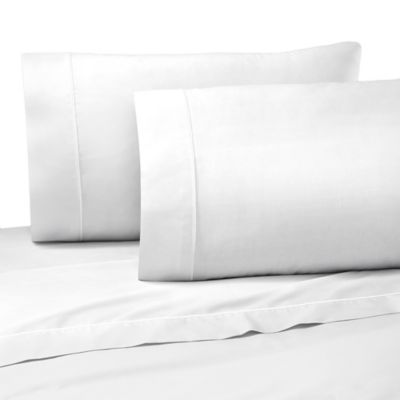 Martex Pipeline King Sheet Set in White