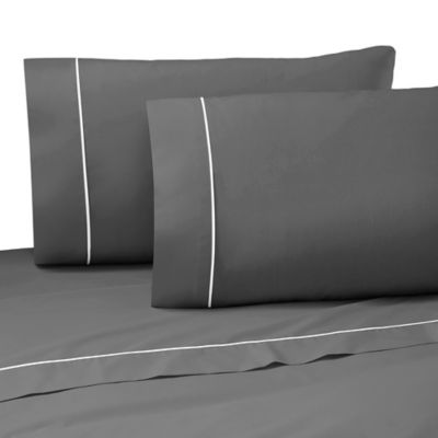 Martex Pipeline Full Sheet Set in Graphite