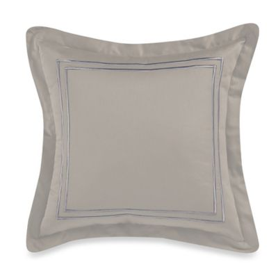 Baratta Stitch Square Throw Pillow
