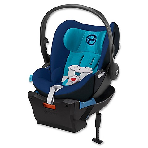 buy cybex cloud q infant car seat in true blue from bed. Black Bedroom Furniture Sets. Home Design Ideas