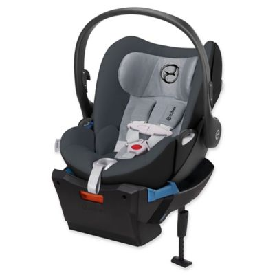 Cybex Cloud Q Infant Car Seat in Moon Dust