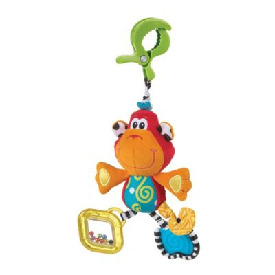 Playgro™ Dingly Dangly Curly the Monkey Activity Toy