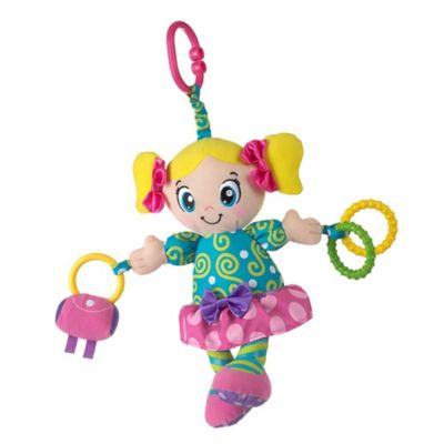 Playgro™ Lucy Doll Activity Toy