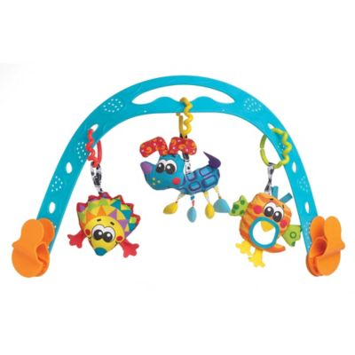 Playgro™ Animal Friends Travel Play Arch in Blue/Multi